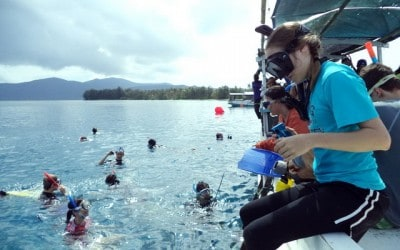 tour laut menjangan resort