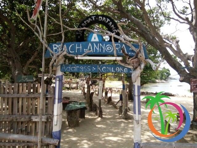 Pantai Hanora Anora