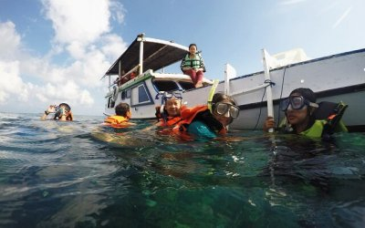 paket backpacker karimunjawa 2d1n express bahari PP
