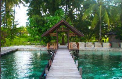 jembatan menjangan resort