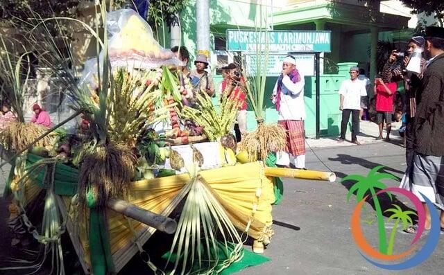 Tradisi Barikan Karimunjawa