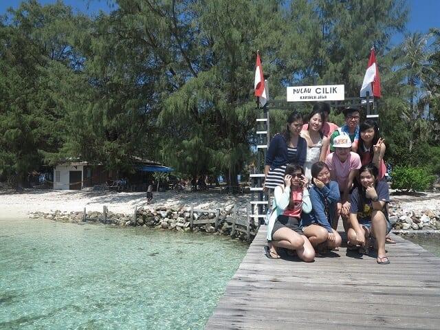 Pulau Cilik Karimunjawa