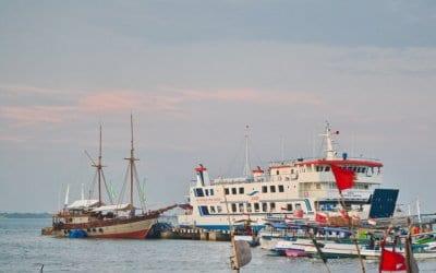 Tiket Kapal Ferri Siginjai Karimunjawa