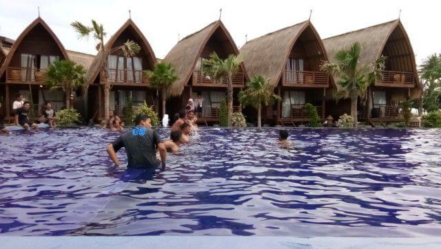 penginapan hotel java paradise resort karimun jawa