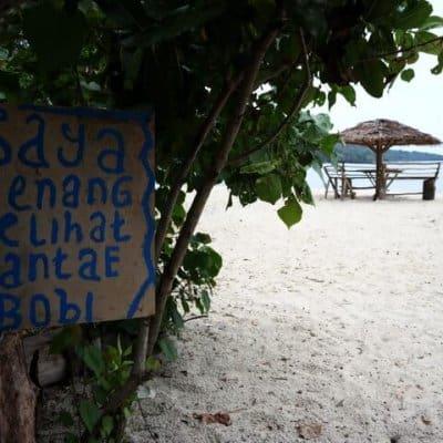 Pantai Bobi Karimunjawa
